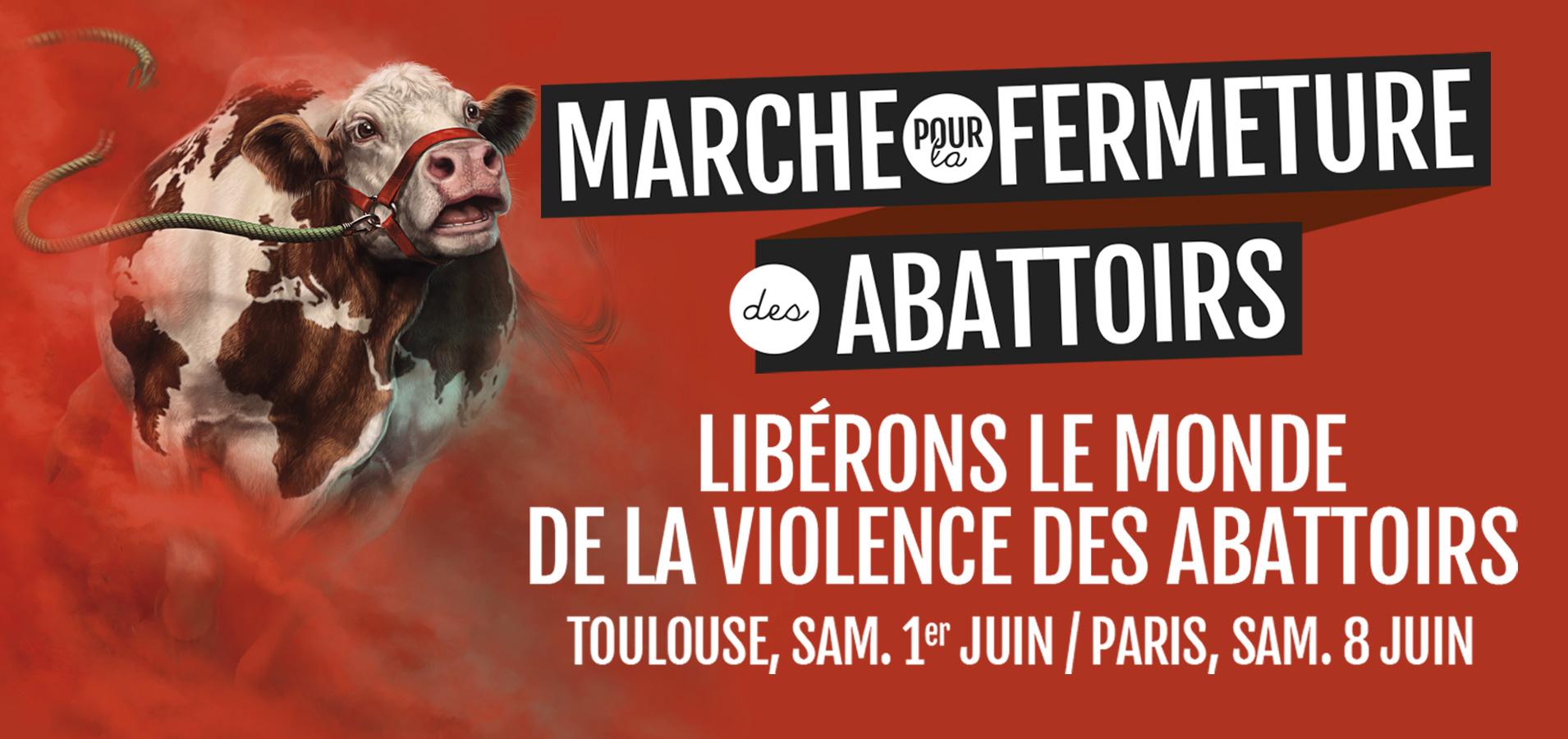 Citations Marche Pour La Fermeture Des Abattoirs